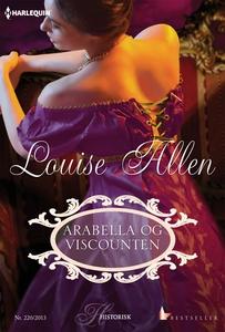 Arabella og viscounten (e-bog) af Lou