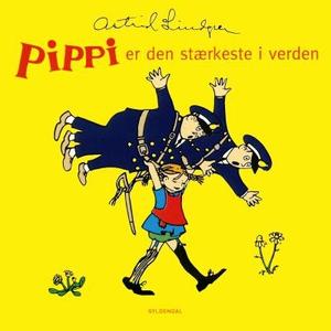 Pippi er den stærkeste i verden (lydb