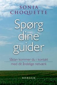 Spørg dine guider (e-bog) af Sonia Ch