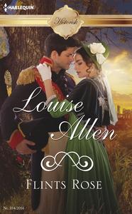 Flints Rose (e-bog) af Louise Allen
