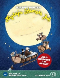 Kaptajn Bimses jul (lydbog) af Bjarne