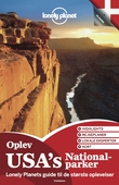 Oplev USA's Nationalparker (Lonely Planet)