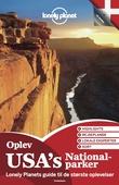 Oplev USA's Nationalparker (Lonely Planet)