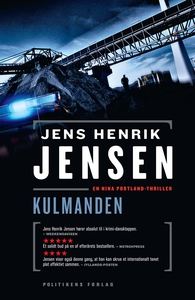 Kulmanden (e-bog) af Jens Henrik Jens