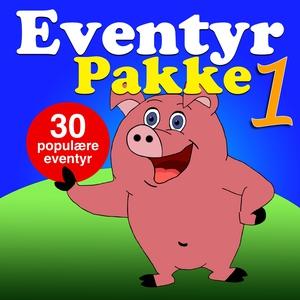 Eventyrpakke 1 - 30 eventyr (lydbok) av Asbjø