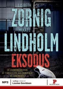 Eksodus (lydbog) af Lisbeth Zornig Zo