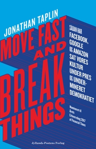 Move fast and break things (e-bog) af