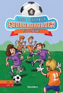 Fodboldholdet #4: Til stævne (e-bog)
