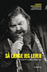 Så længe jeg lever (e-bog) af Henrik