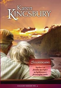 Solnedgang (ebok) av Karen Kingsbury