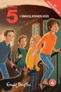 De 5 i smuglernes hus (e-bog) af Enid
