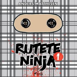 Rutete Ninja (lydbok) av Anders Matthesen