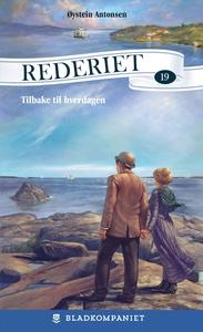 Tilbake til hverdagen (ebok) av Øystein Anton