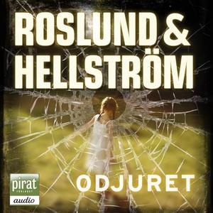 Odjuret (ljudbok) av Anders Roslund, Börge  Hel