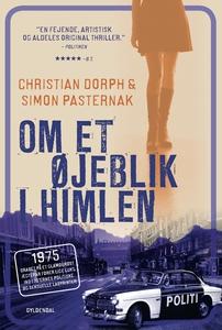 Om et øjeblik i himlen (e-bog) af Chr