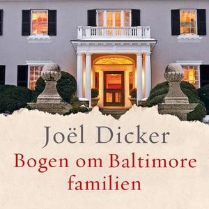 Bogen om Baltimore-familien (lydbog)