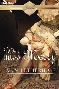 Gåden miss Merry (e-bog) af Ann Lethb