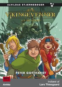 Vikingevenner 5: Ild og sværd (lydbog