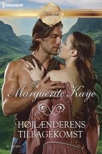 Højlænderens tilbagekomst (e-bog) af Marguerite Kaye