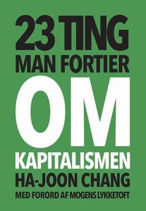 23 ting man fortier om kapitalismen (