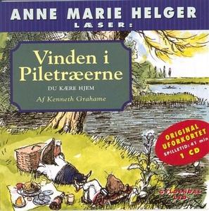 Anne Marie Helger læser Vinden i Pile