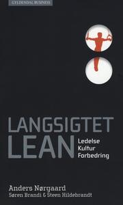 Langsigtet lean (e-bog) af Anders Nør