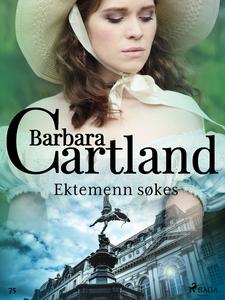 Ektemenn søkes (ebok) av Barbara Cartland