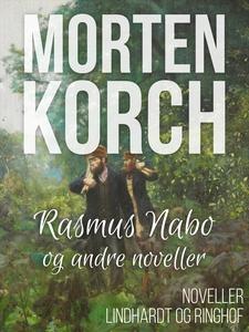 Rasmus Nabo og andre noveller (e-bog)
