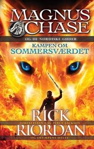 Magnus Chase og de nordiske guder - K