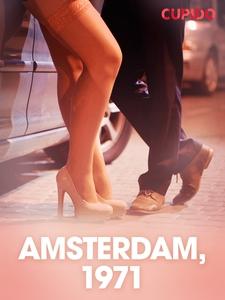 Amsterdam, 1971 – erotiske noveller (ebok) av