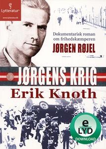 Jørgens krig (lydbog) af Erik Knoth