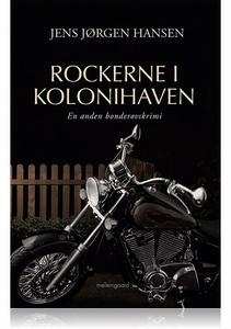 Rockerne i kolonihaven (e-bog) af Jen