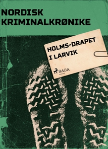 Holms-drapet i Larvik (ebok) av Diverse forfa