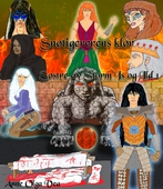 Snøtigerens klør Bok 3