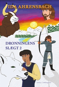 Dronningens slægt 2 (e-bog) af Ida Ah