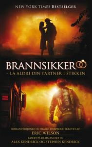BRANNSIKKER (ebok) av Eric Wilson