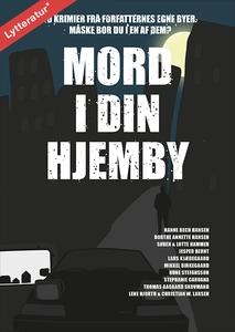 Mord i din hjemby (lydbog) af Mikkel