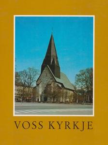 VOSS KYRKJE (ebok) av Arne Berg