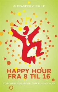 Happy hour fra 8 til 16 (e-bog) af Al