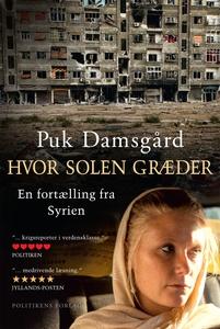 Hvor solen græder (e-bog) af Puk Dams