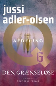 Den grænseløse (lydbog) af Jussi Adle