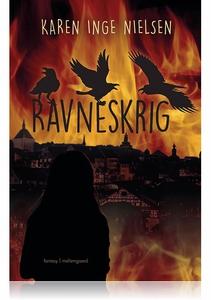RAVNESKRIG (e-bog) af Karen Inge Niel