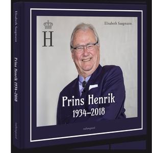 PRINS HENRIK 1934-2018 (e-bog) af Eli