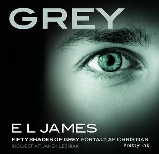 Grey (lydbog) af E. L. James, E L Jam