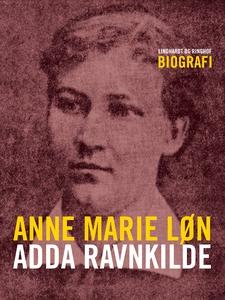 Adda Ravnkilde (e-bog) af Anne Marie