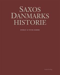 Saxos Danmarkshistorie - bind 1 (lydb