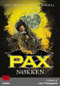 PAX 6: Nøkken (lydbog) af Åsa Larsson