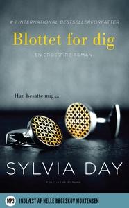 Blottet for dig (lydbog) af Sylvia Da
