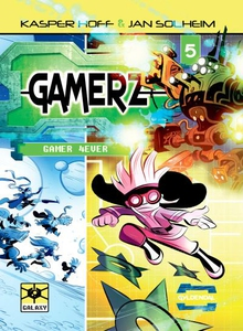 Gamerz 5 - Gamer 4ever (lydbog) af Ka