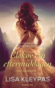 Elskov om eftermiddagen (e-bog) af Li